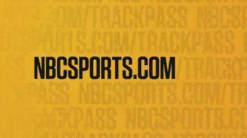 NBC Sports Gold Track Pass TV Spot, 'NASCAR, IMSA and American Flat Track' - Thumbnail 9