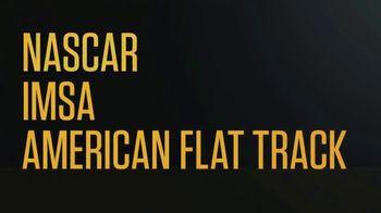 NBC Sports Gold Track Pass TV Spot, 'NASCAR, IMSA and American Flat Track' - Thumbnail 4