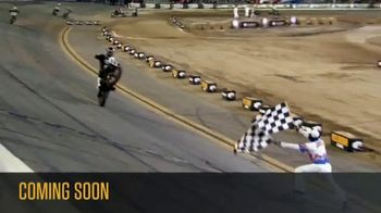 NBC Sports Gold Track Pass TV Spot, 'NASCAR, IMSA and American Flat Track' - Thumbnail 5