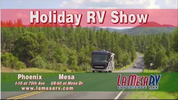 La Mesa RV Holiday RV Show TV Spot, '2020 Winnebago Minnie: $173 Per Month' - Thumbnail 10
