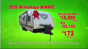 La Mesa RV Holiday RV Show TV Spot, '2020 Winnebago Minnie: $173 Per Month' - Thumbnail 8