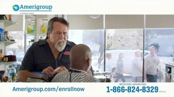 Amerigroup TV Spot, 'Switch: New Benefits'