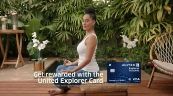 United MileagePlus Explorer Card TV Spot, 'Travel' Feat. Tracee Ellis Ross - 1574 commercial airings