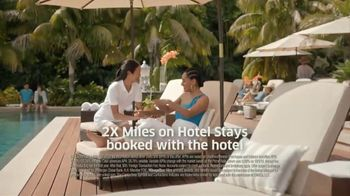 United MileagePlus Explorer Card TV Spot, 'Travel' Feat. Tracee Ellis Ross - Thumbnail 5