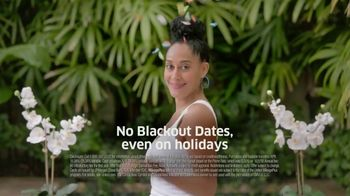 United MileagePlus Explorer Card TV Spot, 'Travel' Feat. Tracee Ellis Ross - Thumbnail 7