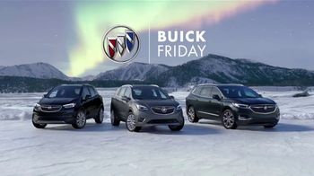 Buick Friday TV Spot, 'S(You)V: Holiday' Song by Matt and Kim [T2] - Thumbnail 6