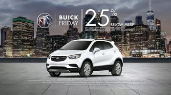 Buick Friday TV Spot, 'S(You)V: Holiday' Song by Matt and Kim [T2] - Thumbnail 7