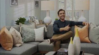 Overstock.com Semi-Annual Home Sale TV Spot, 'Ion TV Insiders: Make Your Home Extra Cozy'