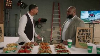 Wingstop TV Spot, 'Senior Flavor Commentator' Featuring Jalen Rose and Marcus Spears - Thumbnail 6