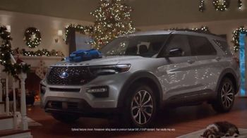 2020 Ford Explorer TV Spot, 'Off the Naughty List' [T2] - Thumbnail 7