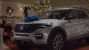 2020 Ford Explorer TV Spot, 'Off the Naughty List' [T2]