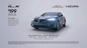 Acura Season of Performance Event TV Spot, 'Fun Stuff: ILX' [T2]
