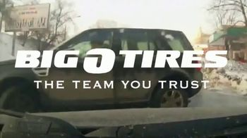 Big O Tires TV Spot, 'Winter Is Here: Specially Designed Winter Tires' - Thumbnail 1