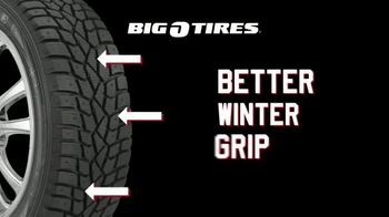 Big O Tires TV Spot, 'Winter Is Here: Specially Designed Winter Tires' - Thumbnail 2