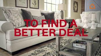 Ashley HomeStore Black Friday TV Spot, 'Deals Are Still Going: 60 Months No Interest' - Thumbnail 5