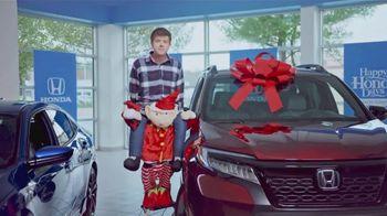 Happy Honda Days TV Spot, 'Elf Help' [T2] - Thumbnail 10