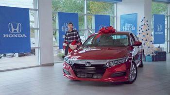 Happy Honda Days TV Spot, 'Elf Help' [T2] - Thumbnail 3