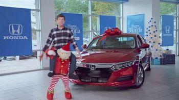 Happy Honda Days TV Spot, 'Elf Help' [T2] - Thumbnail 4