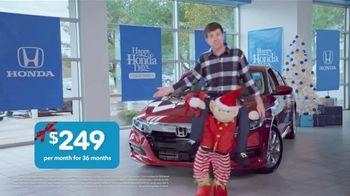 Happy Honda Days TV Spot, 'Elf Help' [T2] - Thumbnail 5