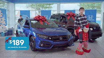 Happy Honda Days TV Spot, 'Elf Help' [T2] - Thumbnail 6