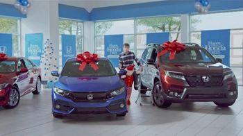 Happy Honda Days TV Spot, 'Elf Help' [T2] - Thumbnail 7