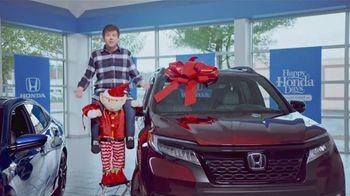 Happy Honda Days TV Spot, 'Elf Help' [T2] - Thumbnail 8