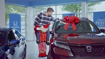 Happy Honda Days TV Spot, 'Elf Help' [T2] - Thumbnail 9