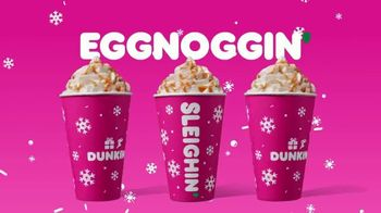 Dunkin' Holiday Signature Lattes TV Spot, 'Tis the Season' - Thumbnail 3