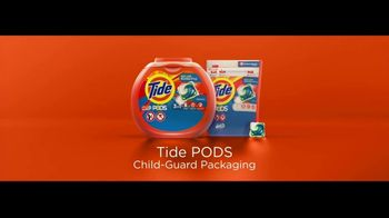 Tide TV Spot, 'Child-Guard Packaging: Spring Meadow Scent' - Thumbnail 9