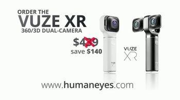 Humaneyes Technologies Vuze XR Camera TV Spot, 'Shooting 360 Video: Relive' - Thumbnail 9