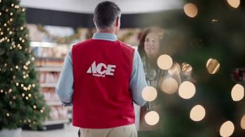 ACE Hardware TV Spot, 'Perfect Present: Neighborhood Christmas Party' - Thumbnail 2