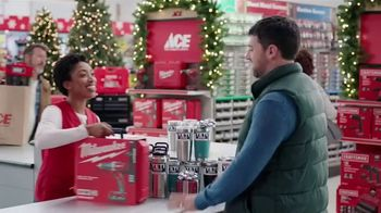 ACE Hardware TV Spot, 'Perfect Present: Neighborhood Christmas Party'