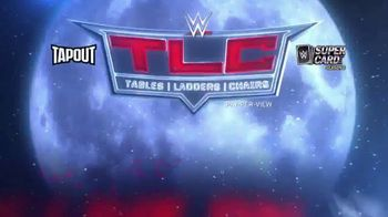 WWE Network TV Spot, 'Holidays: WWE TLC' - Thumbnail 8