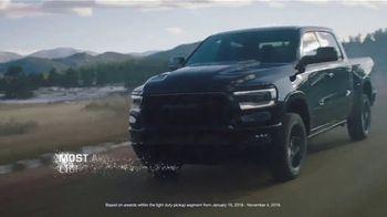 Ram Trucks Big Finish 2019 TV Spot, 'Gifts' [T1] - 291 commercial airings