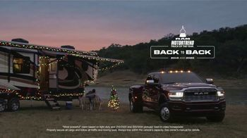 Ram Trucks Big Finish 2019 TV Spot, 'Gifts' [T1] - Thumbnail 9