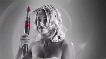 Dyson AirWrap Styler TV Spot, \'Set Curls\'