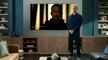 Samsung QLEDTV TV Spot, 'A Commercial Within a Commercial' Ft. Ryan Reynolds - Thumbnail 1