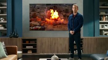 Samsung QLEDTV TV Spot, 'A Commercial Within a Commercial' Ft. Ryan Reynolds - Thumbnail 2