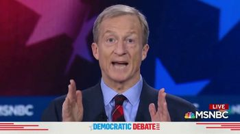 Tom Steyer 2020 TV Spot, 'Save the World, Do It Together' - Thumbnail 8