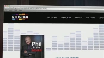 Phil in the Blanks TV Spot, 'Interviews With Interesting People' - Thumbnail 9