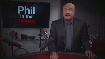 Phil in the Blanks TV Spot, 'Interviews With Interesting People' - 1 commercial airings