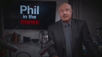 Phil in the Blanks TV Spot, 'Interviews With Interesting People' - Thumbnail 3