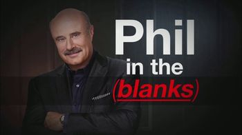 Phil in the Blanks TV Spot, 'Interviews With Interesting People' - Thumbnail 4