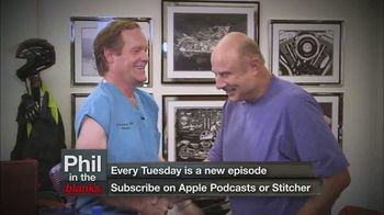 Phil in the Blanks TV Spot, 'Interviews With Interesting People' - Thumbnail 6
