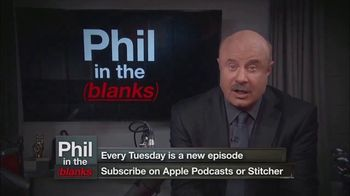 Phil in the Blanks TV Spot, 'Interviews With Interesting People' - Thumbnail 7