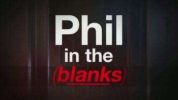 Phil in the Blanks TV Spot, 'Interviews With Interesting People' - Thumbnail 8