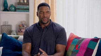 St. Jude Children's Research Hospital TV Spot, 'Behind the Scenes with Michael Strahan'