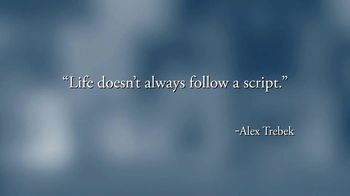 Colonial Penn TV Spot, 'Life Doesn't Always Follow a Script' Featuring Alex Trebek - Thumbnail 2