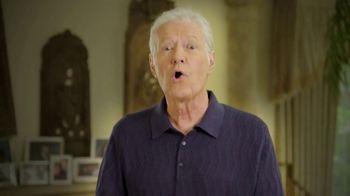 Colonial Penn TV Spot, 'Life Doesn't Always Follow a Script' Featuring Alex Trebek - Thumbnail 4