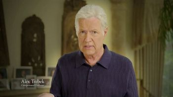 Colonial Penn TV Spot, 'Life Doesn't Always Follow a Script' Featuring Alex Trebek - 4 commercial airings